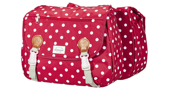 New Looxs Joli Double - Sac porte-bagages - rouge